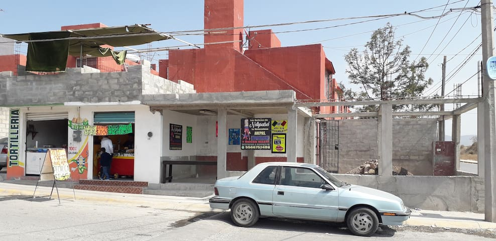Huehuetoca Casa don carlos