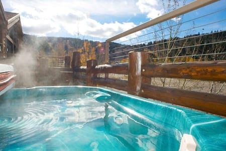 2BR/2BA Deer Valley Condo, Hot Tub