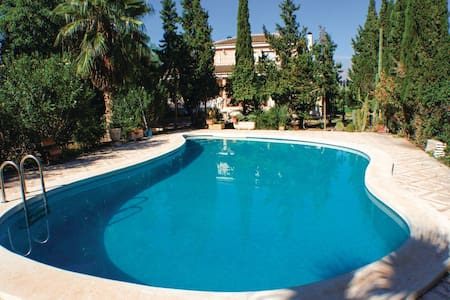 VILLA FOR YOUR PERFECT HOLIDAYS IN COSTA BLANCA . - Crevillent - Дом