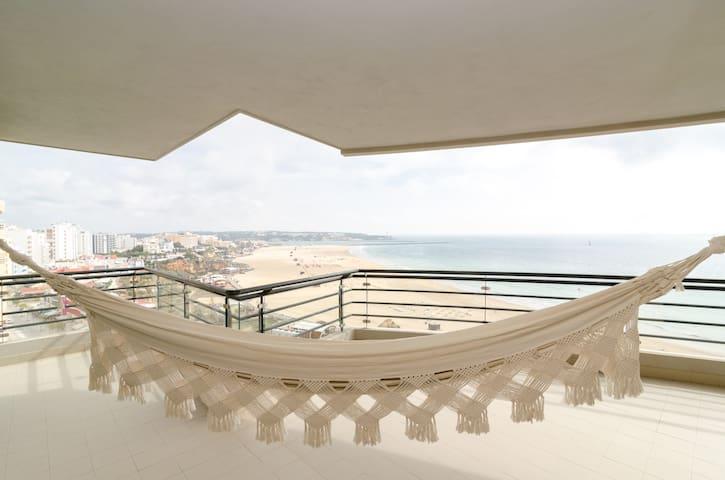 Stunning view of Praia da Rocha - Portimão - Apartamento