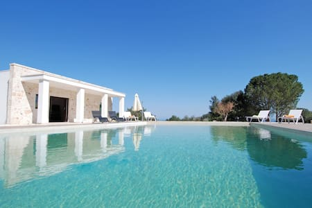 Villa Maremonti: Modern Villa with Private Pool in Monopoli - Monopoli - Casa de campo