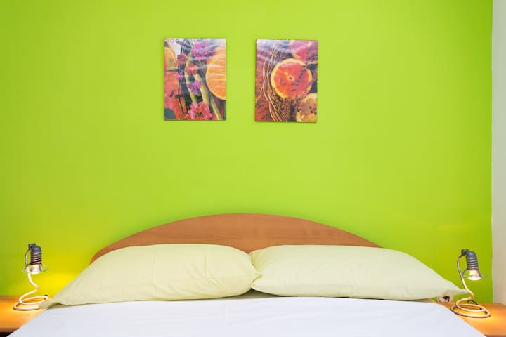 Bright&Cheerful 1Bedroom apartment