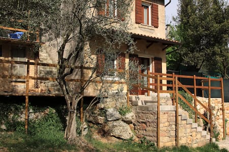 Romantisch Rustikal  - Haus