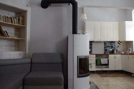 Kameralny Apartament w centrum - Szklarska Poreba - Huoneisto