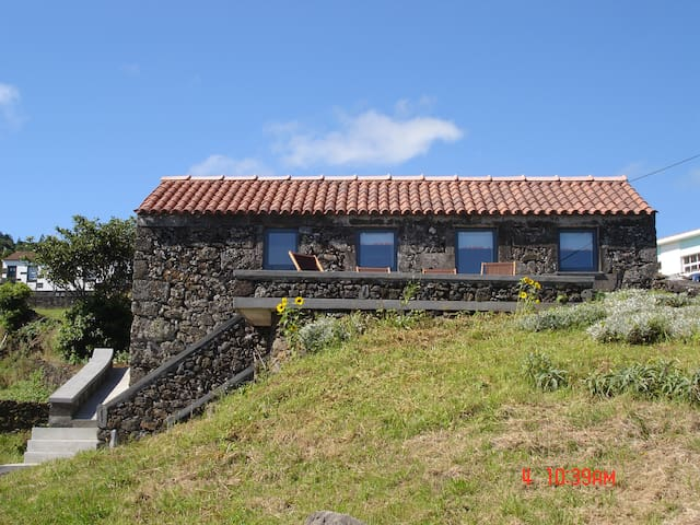 Casas de férias na Ilha do Pico - Ilha do Pico, Açores, Portugal