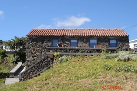 Casas de férias na Ilha do Pico - Ilha do Pico, Açores, Portugal - Dom