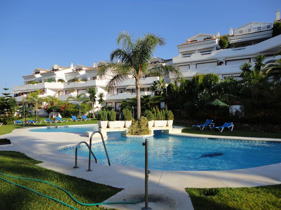 Apartment in Marbella Beach Elviria - Apartments for Rent ...