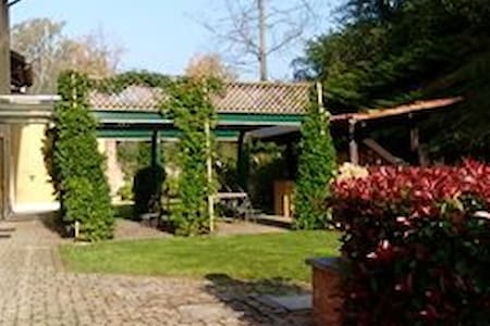 Relaxing holiday in Asti, Piedmont - Asti - Villa