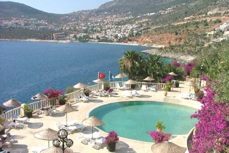 Club Patara Apartment - Sea Views - Kalkan