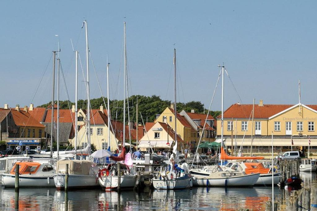 Dragør Old Harbour