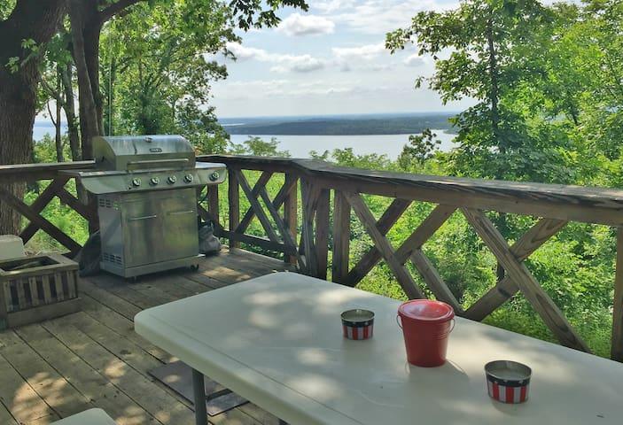 Lake Ft. Gibson Getaway