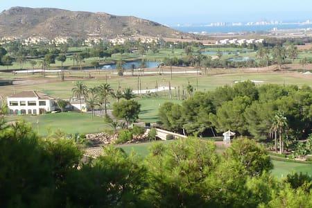 Apartment at La Manga Golf, Murcia. - La manga - Apartment