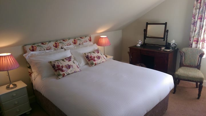 The Bruce Room, Lochinver Guest House