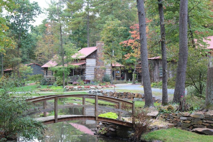 Step Back in Time at Timberwinds Cabin
