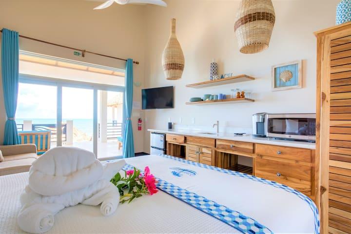 Luxury Beachfront Studio - Snook Room