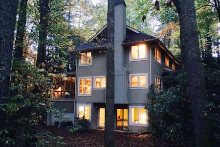 Betsy's Mountain Hideaway - Sapphire - Casa