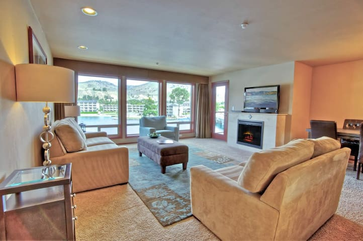 Chelan 3 BR Presidential Suite - Chelan - Appartement