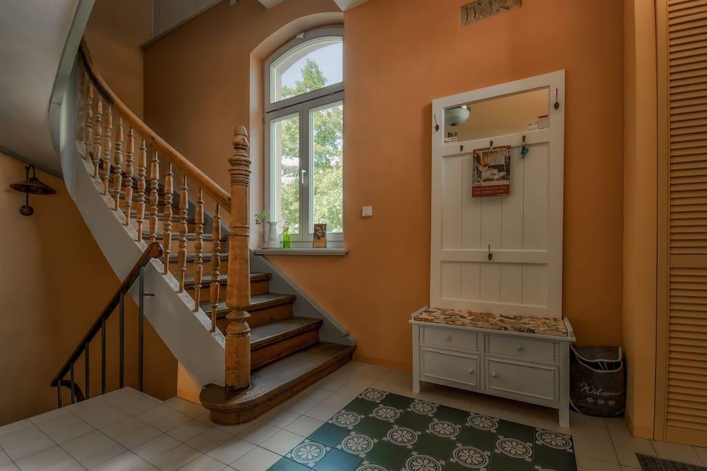 aktivferien im denkmal am saaleufer case in affitto a naumburg saale sassonia anhalt germania. Black Bedroom Furniture Sets. Home Design Ideas