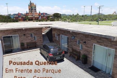 Park  Beto Carrrero Pousada Queiroz