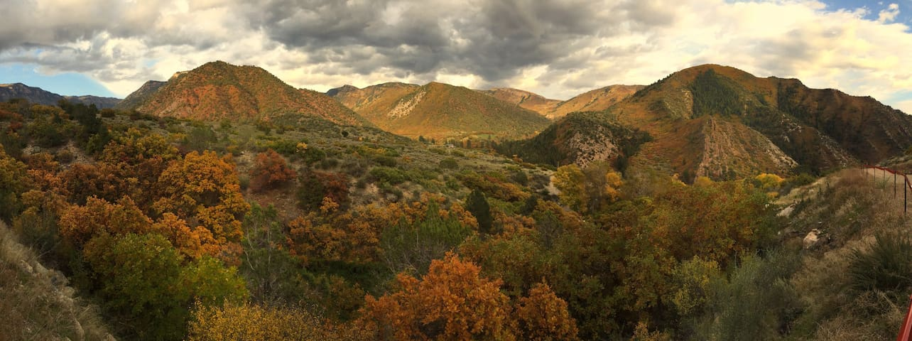 Storm King Mtn. Retreat - Glenwood Springs - Casa