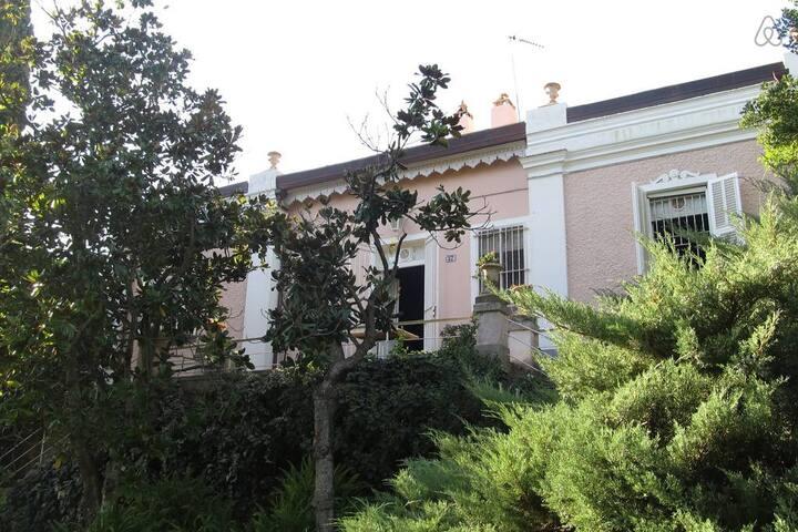 San Gregorio' s house