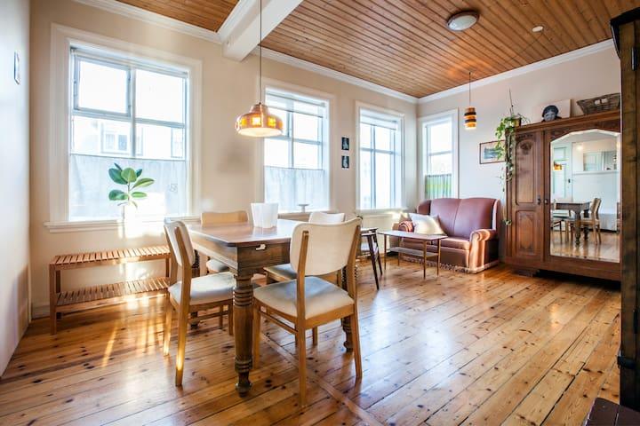 2.5 room flat 101 Reykjavík central