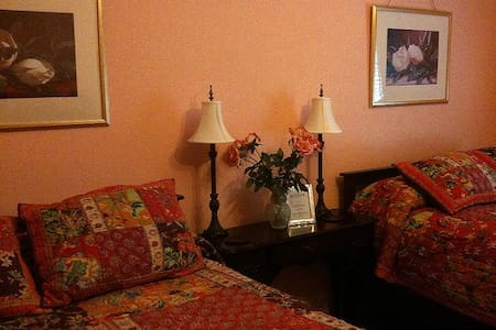 Private room/bath - up to 4 people - tomales - Annat