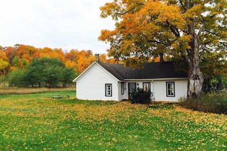 CHARMING FARM HOUSE FALL 2016 - Haus