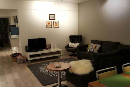 Big 83,5m², freshly renovated and modern apartment - Rovaniemi - Apartment