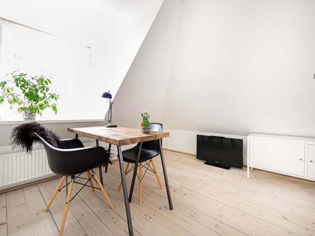 2-bedroom flat at the iconic Nyhavn canals