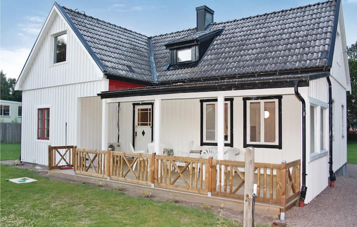Stunning home in Höör with 2 Bedrooms