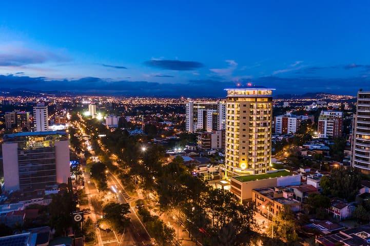 Apartamento Equipado a 5 minutos de Ciudad Cayala