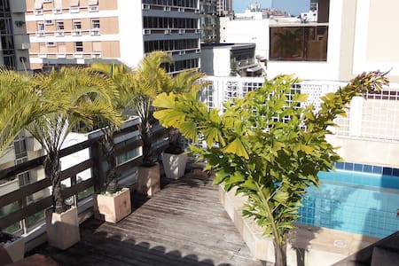 Spacious Penthous in Ipanema