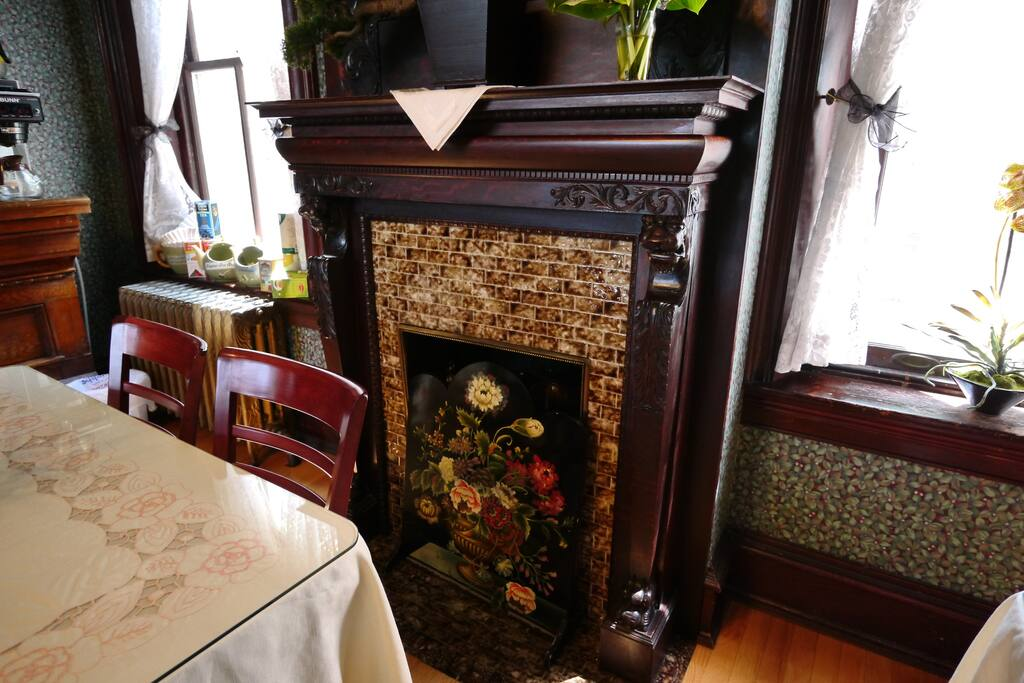 greystone manor victorian Inn