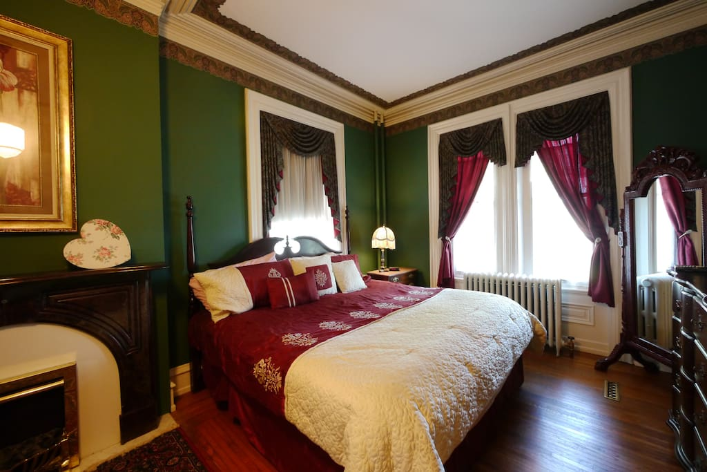Greystone Manor Victorian Inn Bed And Breakfasts For