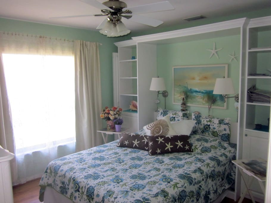 Your B&B room  :   CCC       clean,  cozy and comfortable for 2 guests