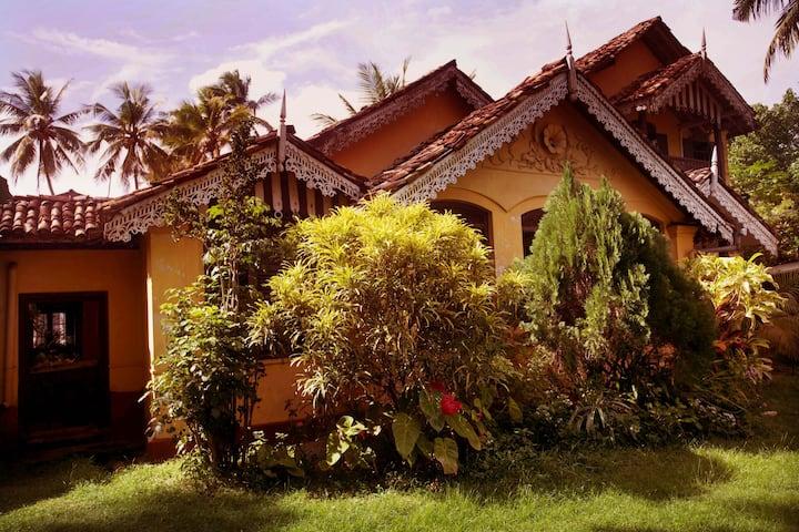 Jaya's Home