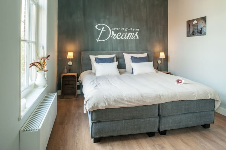 Bed & Breakfast Deluxe Family Suite - Etten-Leur - Bed & Breakfast