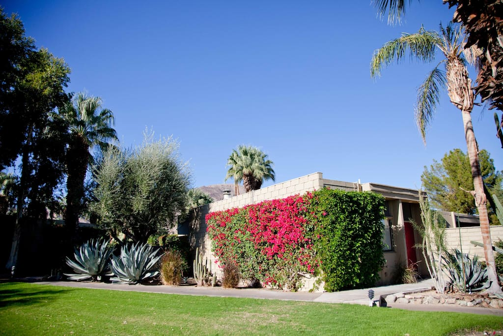 Classic Desert Complex steps from El Paseo Shops and Restaurants