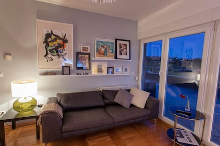 Fancy apartment on the hill ! - Zagreb - Huoneisto