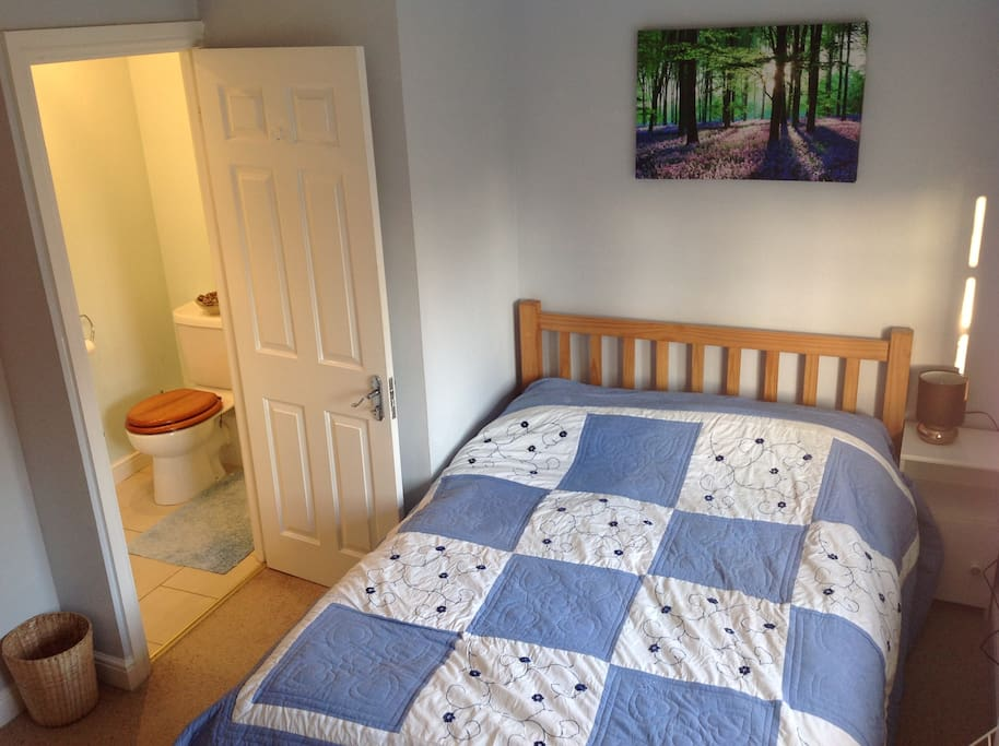 Ensuite Double Room To Rent Watford