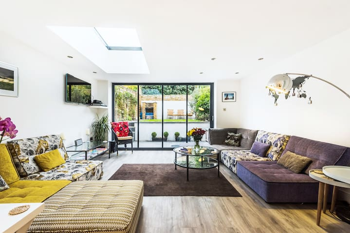 Smart Victorian Townhouse in Kentish Town