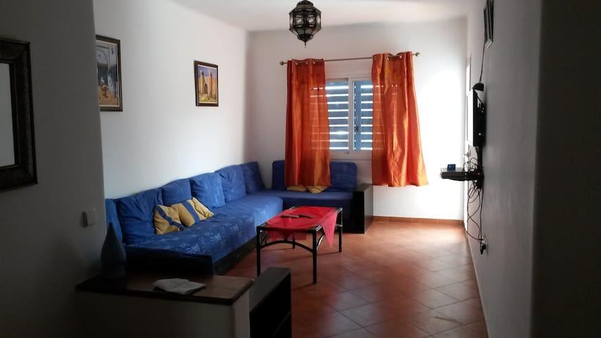 Appartement à JAWHARA SMIR, Tetouan - Tetuan - Pis