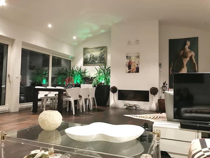 Penthouse Top Silence 175 m2 & 4 Terraces 100m2