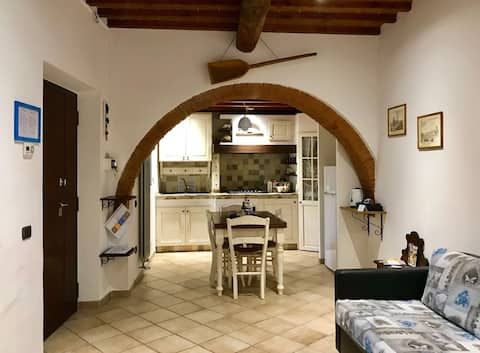 Apartment in the heart of Tuscan countryside ♥♥♥♥♥