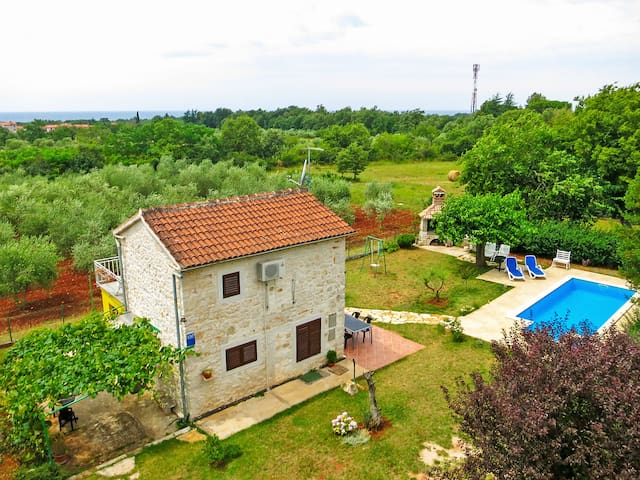 3-room house 63 m² Marinko - Umag - Hus