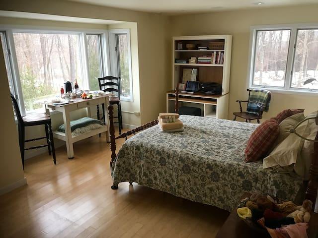 Bodhichitta Farms Retreat Getaway - Bethany - House