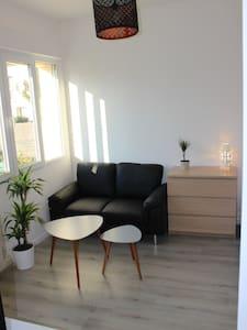 Studio neuf, proche PARIS (12min) et ENGHIEN - Deuil-la-Barre - Appartement