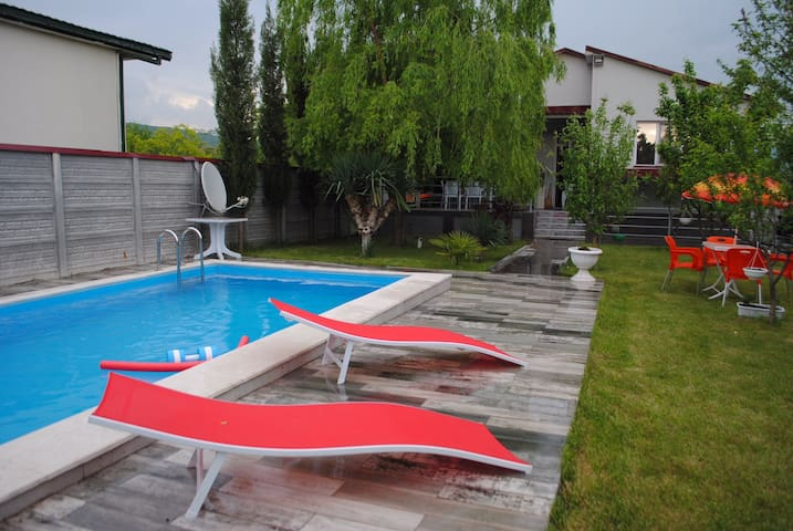 Amazing villa with pool  near Mtskheta