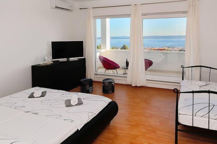 Kastela-nice pleace for vacation - Kaštel Kambelovac - Apartament